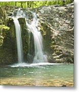 Falls Creek Falls Metal Print