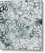 Falls Design Wide Metal Print