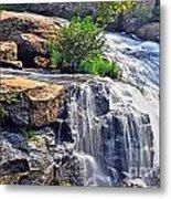 Falls Of Reedy River Metal Print