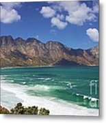 False Bay Drive Metal Print