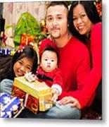 Family Photo 03 Metal Print