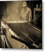 Family Tradition Metal Print