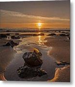 Fanore Beach Metal Print