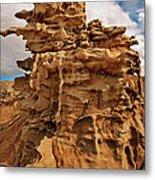 Fantastic Hoodoo Fantasy Canyon Utah United States Metal Print