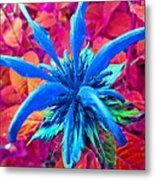 Fantasy Flower 1 Metal Print