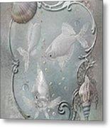 Fantasy Ocean 2 Metal Print