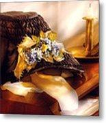 Fantasy - The Widows Bonnet  Metal Print