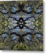 Fantasy Tree Metal Print