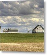 Farm Country Metal Print