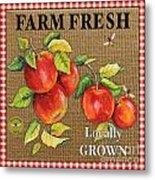 Farm Fresh-jp2380 Metal Print