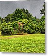 Farm Journal - Hidden History Metal Print
