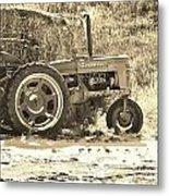 Farmers Friend Metal Print