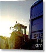 Farmers World 2 Metal Print by Aqil Jannaty