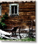 Farmhouse Metal Print