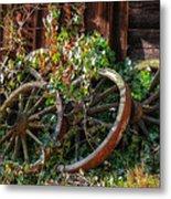 Farmhouse Memories Metal Print