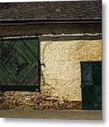 Farmhouse Metal Print