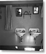 Farmhouse Washroom, 1936 Metal Print