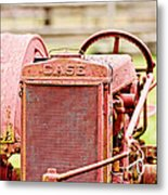 Farming Relic Metal Print