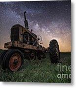 Farming The Rift 4 Metal Print