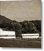 Farming The Shenandoah  Metal Print