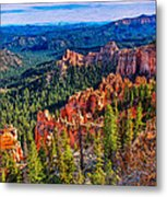 Farview Point Metal Print