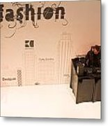 Fashion Show Metal Print