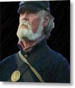 Father Forgive - Perryville Ky Metal Print