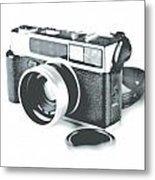 Favorite Camera Metal Print