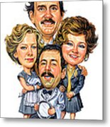 Fawlty Towers Metal Print