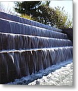 Fdr Memorial - Washington Dc - 01134 Metal Print