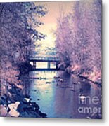 February Yearning Metal Print