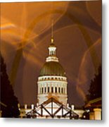 Federal Courthouse St Louis Metal Print