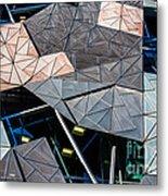 Federation Square Melbourne  Metal Print