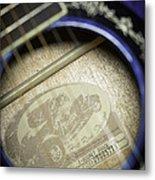 Fender Hot Rod Design Guitar 2 Metal Print