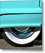 Fender What - 1955 Ford Metal Print