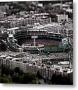 Fenway Park Metal Print by Tim Perry