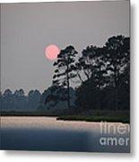 Fenwick Island Delaware Sunset Metal Print