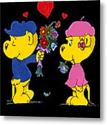 Ferald And Sahsha Metal Print