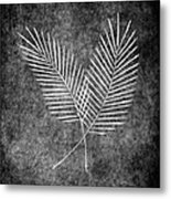 Fern Simple Metal Print by Brenda Bryant