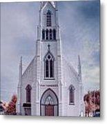 Ferndale Church Metal Print