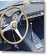 Ferrari 250 Gt Scaglietti Swb California Spyder 1961 Metal Print