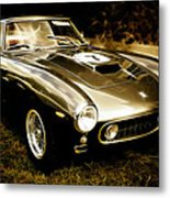 Ferrari 250 Gt Swb Metal Print by Phil 'motography' Clark