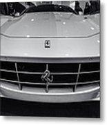 Ferrari Ff Metal Print