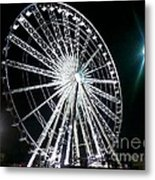 Ferris Wheel 11 Metal Print