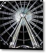 Ferris Wheel 7 Metal Print