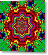 Festive Colors Metal Print