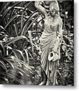 Fetching Water Metal Print by Patrick M Lynch