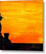 Fiddler On The Roof Metal Print