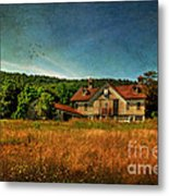 Field Of Broken Dreams Metal Print