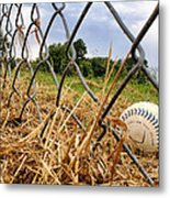 Field Of Dreams Metal Print by Jason Politte